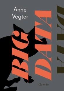 Omslag Big data - Anne Vegter