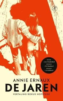 Omslag De jaren - Annie Ernaux