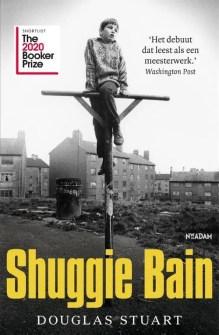 Omslag Shuggie Bain - Douglas Stuart