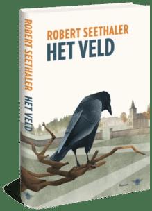 Omslag Het veld - Robert Seethaler