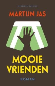 Omslag Mooie vrienden - Martijn Jas