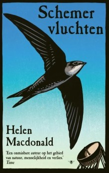 Omslag Schemervluchten - Helen Macdonald