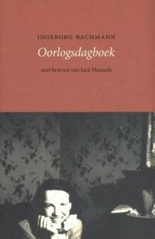 Omslag Oorlogsdagboek - Ingeborg Bachmann