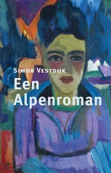 Omslag Een Alpenroman - Simon Vestdijk