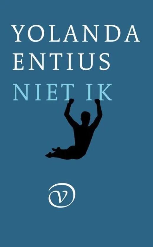 Omslag Niet ik - Yolanda Entius