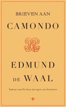 Omslag Brieven aan Camondo - Edmund de Waal