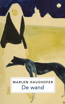 Omslag De wand  - Marlen Haushoher