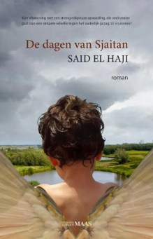 Omslag De dagen van Sjaitan - Said el Haji
