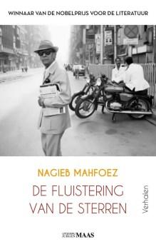 Omslag De fluistering van de sterren - Nagieb Mahfoez