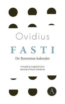 Omslag Fasti - De Romeinse kalender - Ovidius