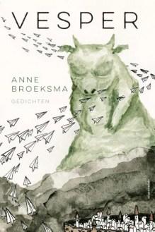 Omslag Vesper - Anne Broeksma