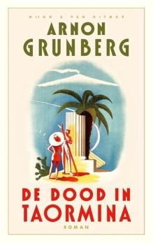 Omslag De dood in Taormina  - Arnon Grunberg