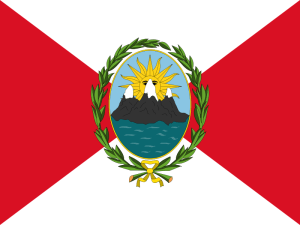 bandera peru 1821