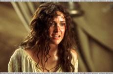 Rosita Bryne como Briseida en Troya