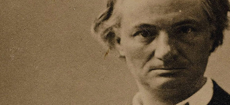 Literary-events-poetry-Chicago-Charles-Baudelaire