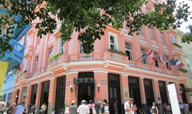 Hotel Ambos Mundos / Foto: Jaime Tranca