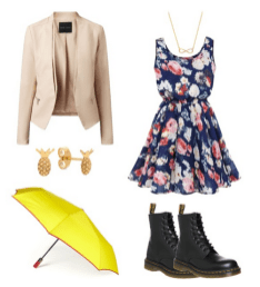 Tracy Outfit
