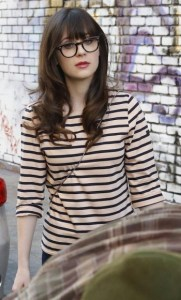 new-girl-black-cream-stripe-top-350x580