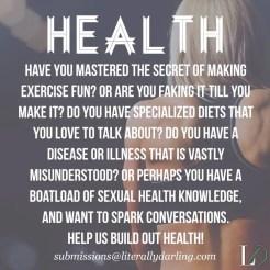 health submit
