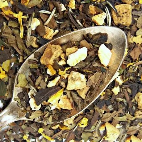 Plum Deluxe Afternoon High Tea White Tea