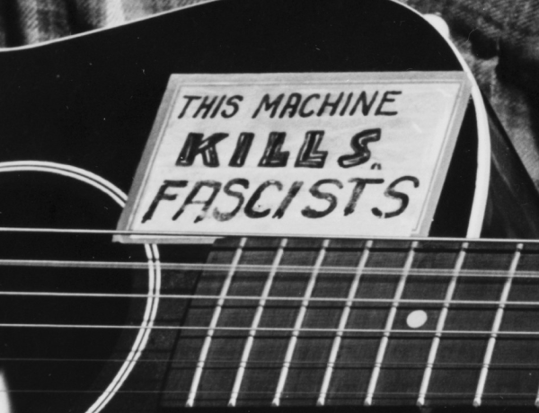 resistance music kills fascists