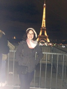 Eiffel Tower Picture.