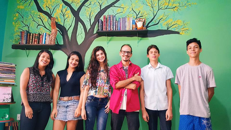 Leandro Bertoldo mora no Vale do Jequitinhonha
