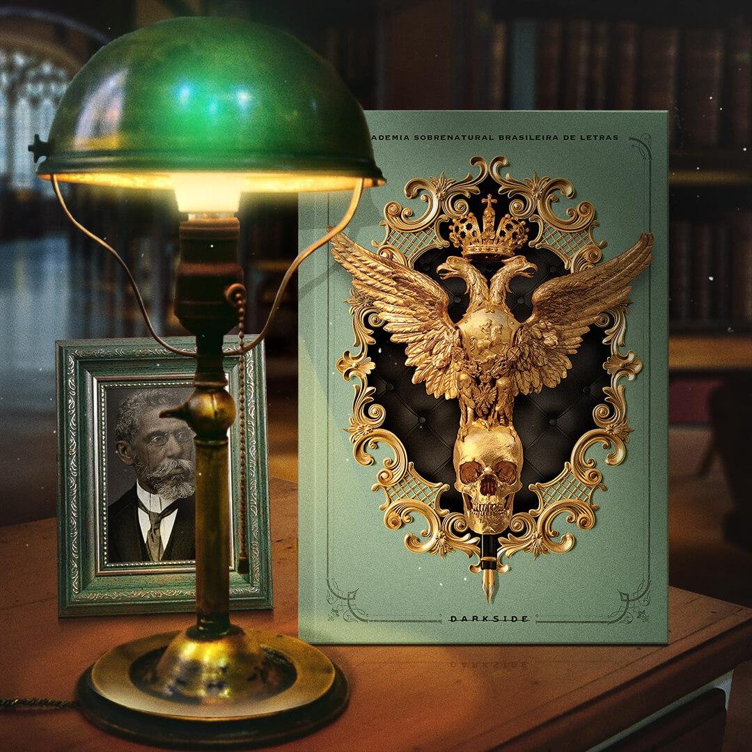 Darkside books/Twitter reprodução