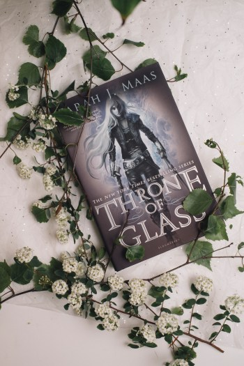 throne of glass hype julie thoft