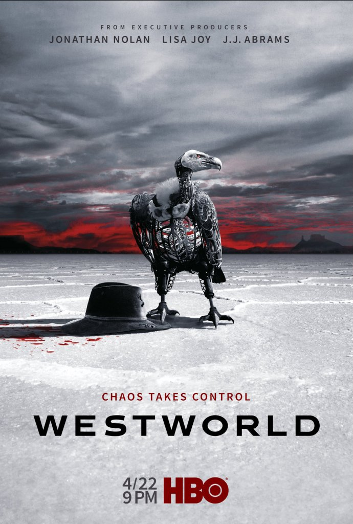 westworld books march