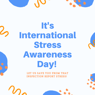 International Stress Awareness Day.