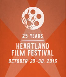 Heartland Film announced the full lineup and event schedule for its 25th annual Heartland Film Festival