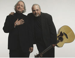 Folk-Rock Duo Aztec Two-Step Celebrates 45th Anniversary