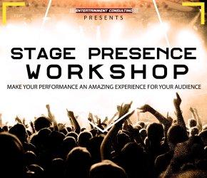 Stage Presence Workshop
