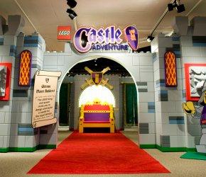 Castle Builder Exhibit at Sci-Tech Discovery Center