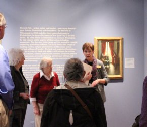 Slow Art Tours: Truth & Vision