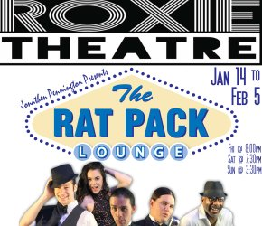 The RAT PACK Lounge