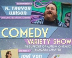 Showtime Comedy Presents Autism Niagara Fundrasier