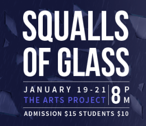 Squalls Of Glass