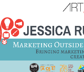 ARTPRENEUR Chat: Marketing Outside the Box with Jessica Ruano