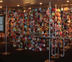 The Gendercide Awareness Project Traveling Art Exhibit