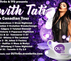 The Tea with Tati Tour - Victoria