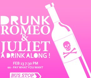 Romeo and Juliet: A Drink Along
