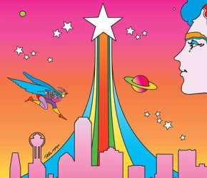 PETER MAX – THE COLLECTED WORKS 1960-2017