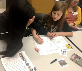 Teen Homeschool Workshop: Dec Arts Design Challenge