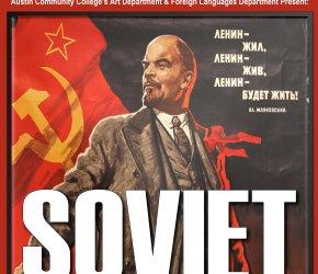 Soviet Artifact Exhibition with Professor Joe Liro