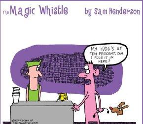 EXHIBIT: The Cartoon Art of Sam Henderson