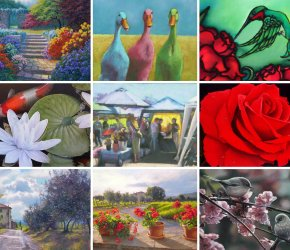 Spring It On! Art Show!