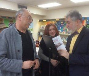 Russian Literature Club. Клуб приглашает всех любителей литературы и поэзии!