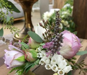 Living Jewelry Workshop by Adorations Botanical Artistry